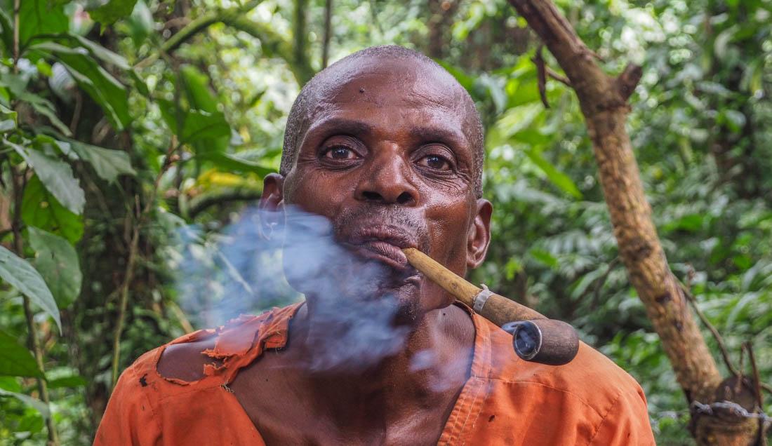 Batwa People of Bwindi Impenetrable Rainforest