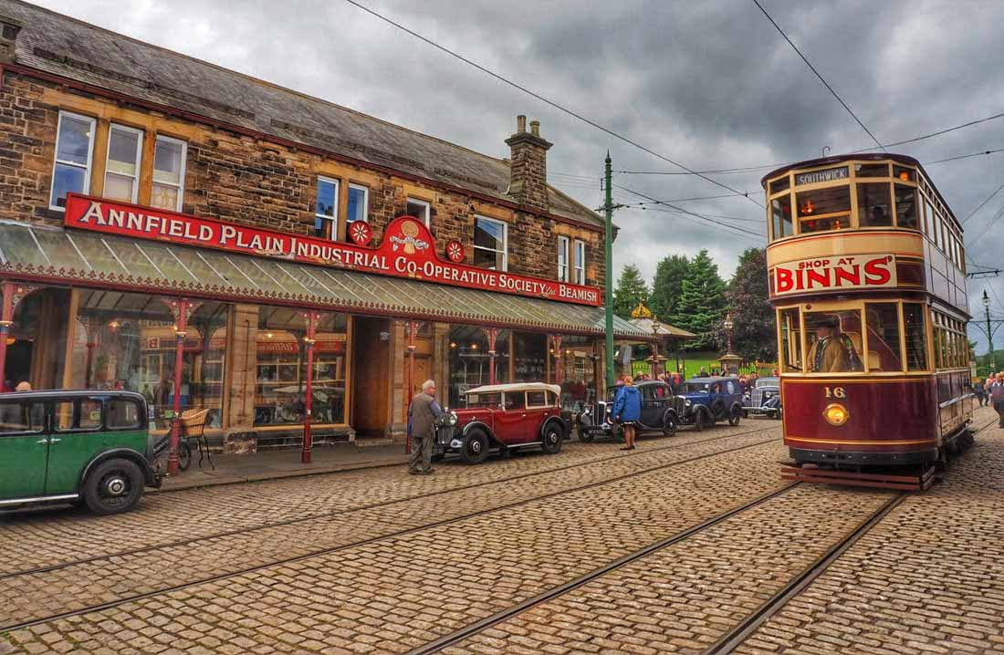 Beamish Open Air Museum - A Super Break of a Day