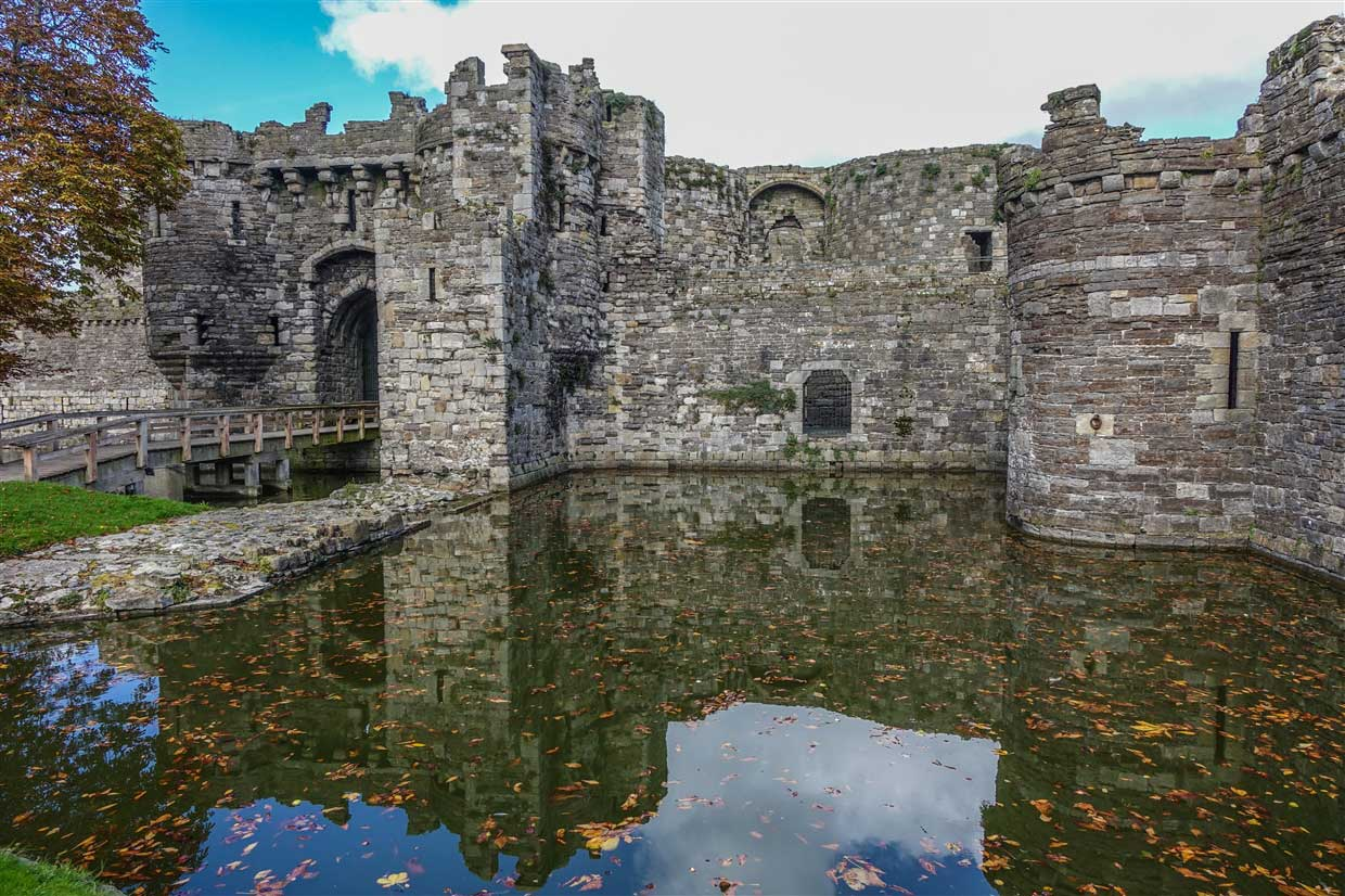 beaumaris-anglesey Beaumaris Castle – The Unfinished Masterpiece of Anglesey