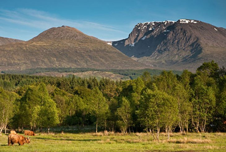 bennevis Mountain Tops and Goals for All