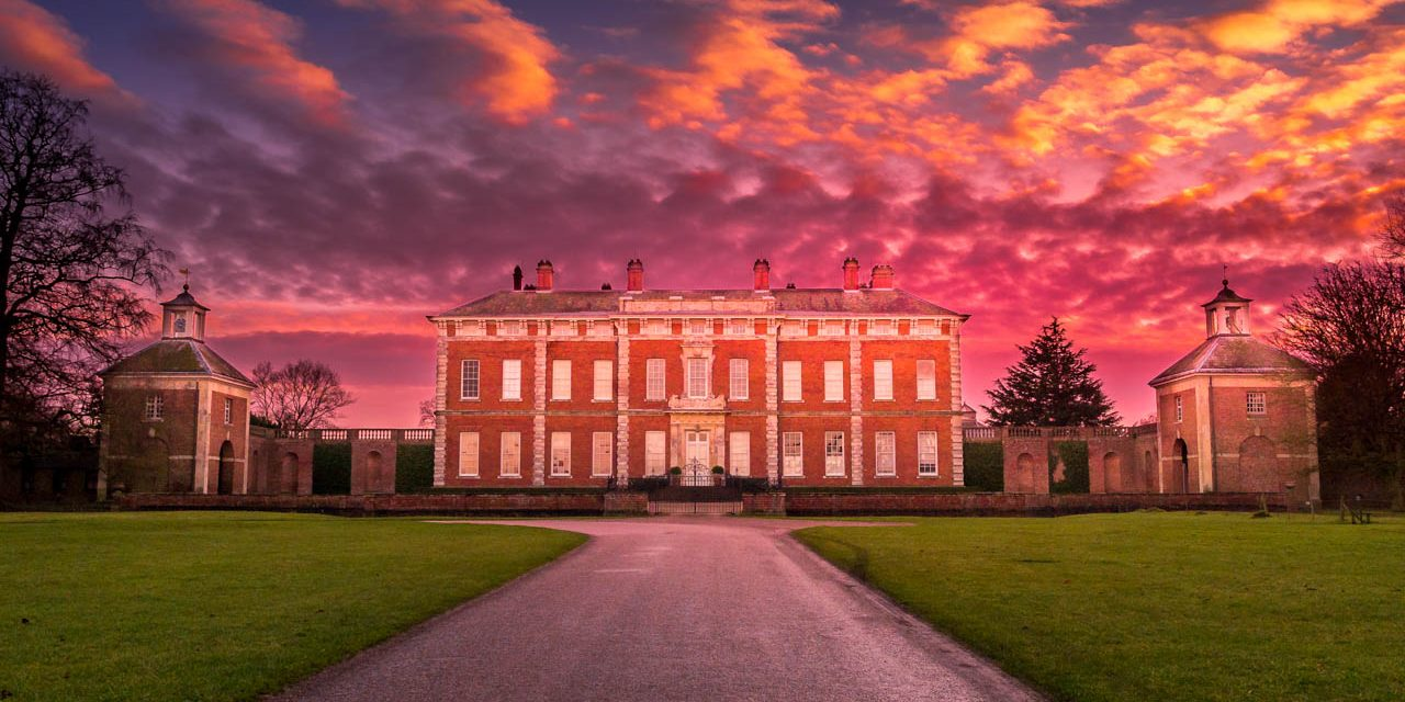 Views of Beningbrough Hall, Yorkshire
