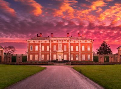 Beningbrough Hall, The Gardens and Walking The Grounds