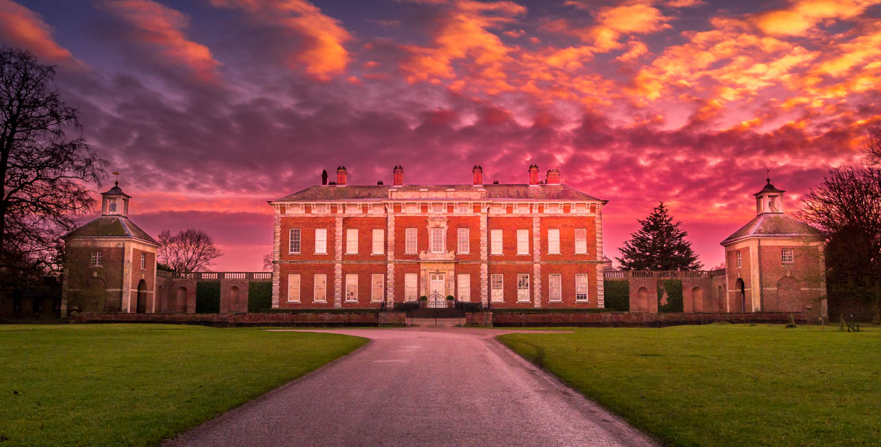Beningbrough Hall, The Gardens and Walking The Grounds 1