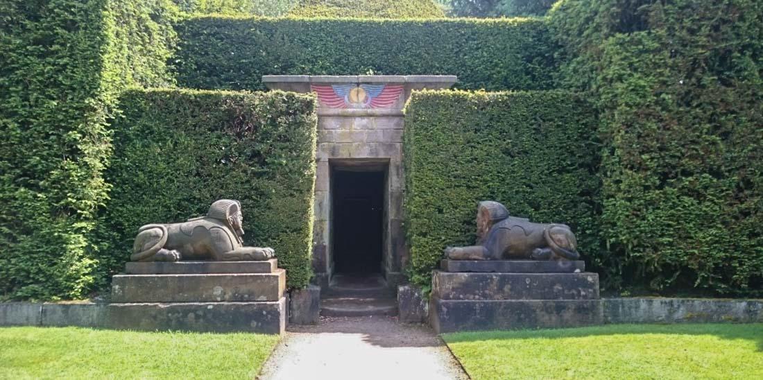 Biddulph Grange Gardens, Staffordshire - A World of Discovery 5