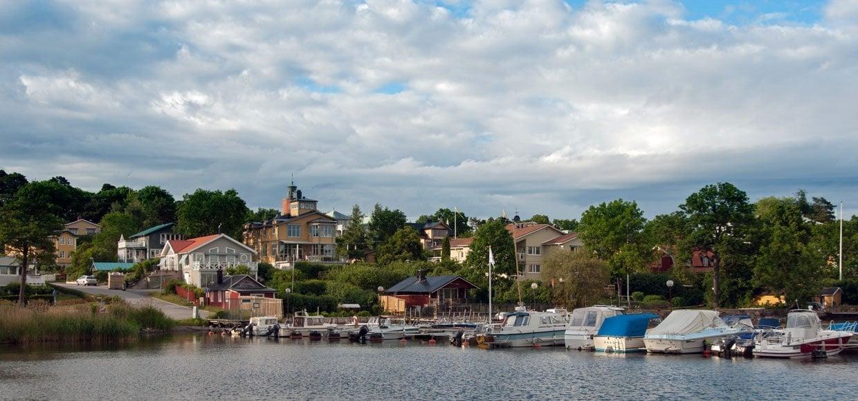 Sweden – A walk around Vaxholm 1