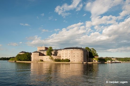 Sweden – A visit to the fortress of Vaxholm