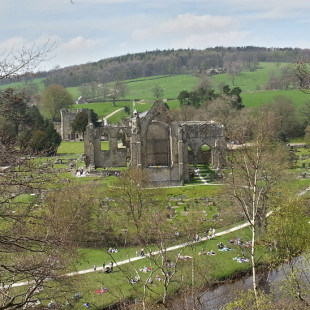 Your Britain – Priory Ruins at Bolton Abbey by Danny Naylor
