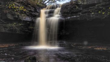 summerhill force bowlees and gibsons cave