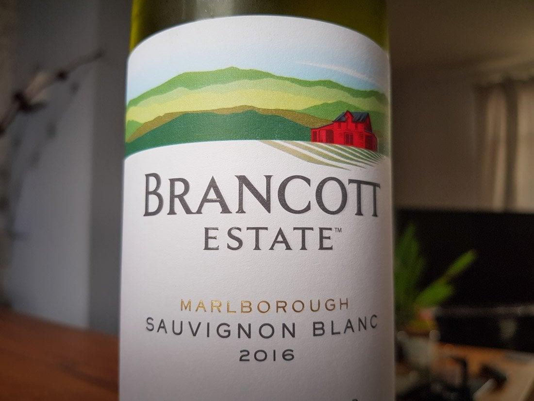 Wine O'Clock: Brancott Estate Sauvignon Blanc 2016 2