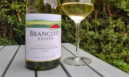 Wine O'Clock: Brancott Estate Sauvignon Blanc 2016