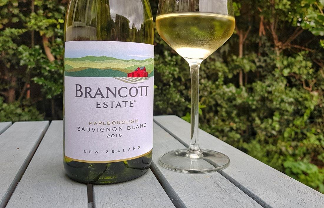 Wine O'Clock: Brancott Estate Sauvignon Blanc 2016 1