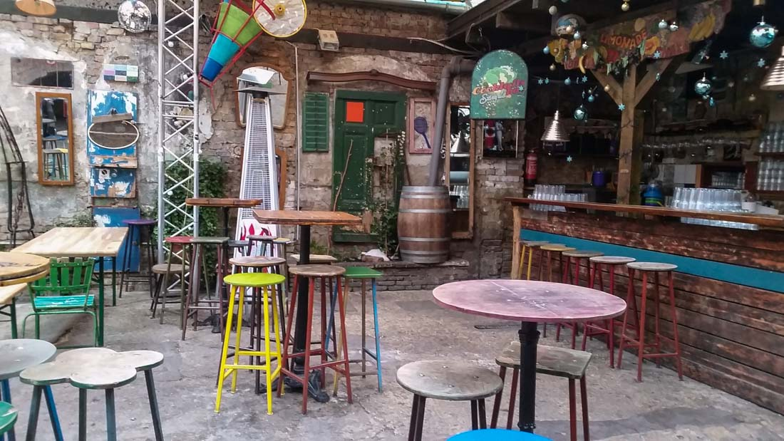 Exploring Budapest's Ruin Pubs