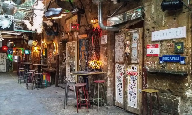 Exploring Budapest's Ruin Pubs