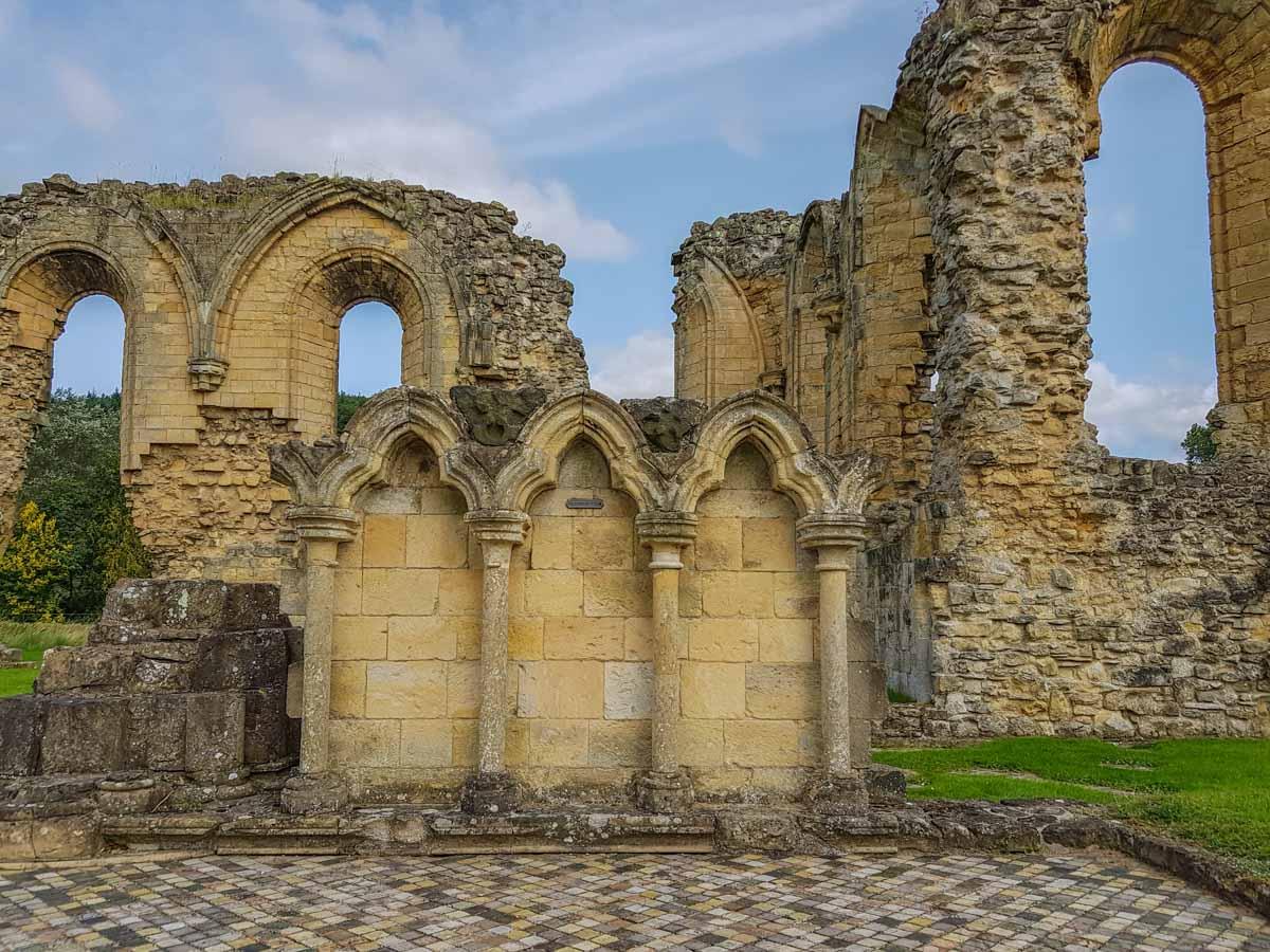 byland-abbey-11 Byland Abbey - The 12th Century Cistercian Inspiration