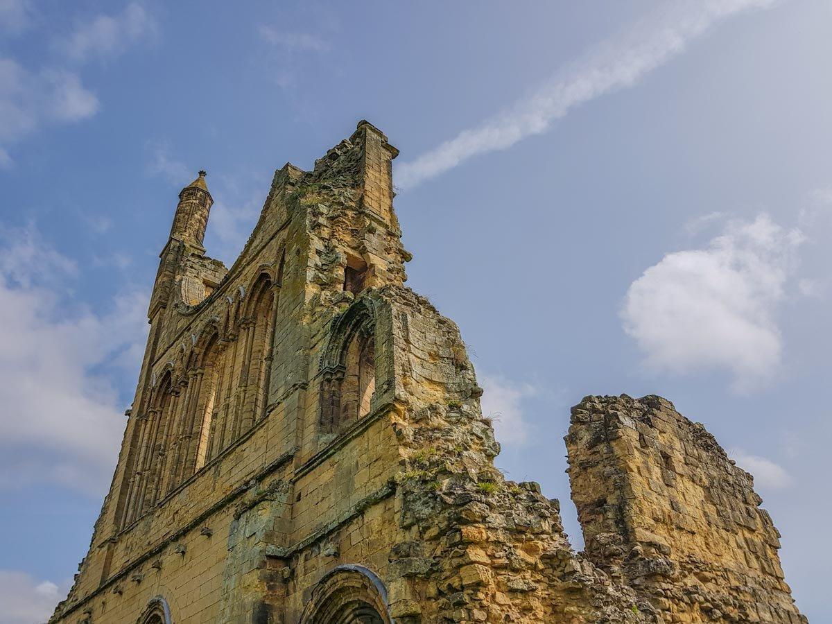 byland-abbey-2 Byland Abbey - The 12th Century Cistercian Inspiration