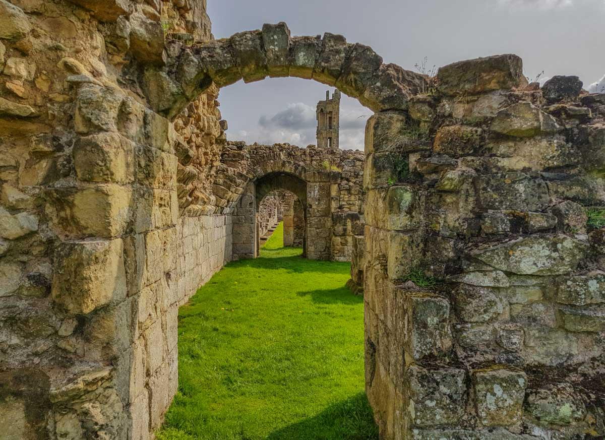 byland-abbey-3 Byland Abbey - The 12th Century Cistercian Inspiration