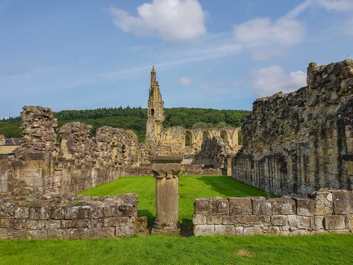 byland-abbey-4 Byland Abbey - The 12th Century Cistercian Inspiration