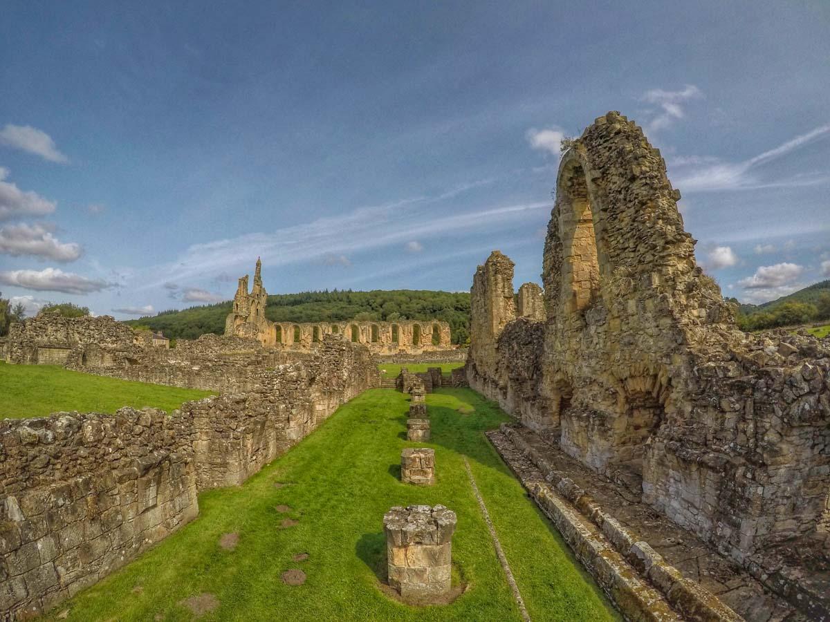 byland-abbey-6 Byland Abbey - The 12th Century Cistercian Inspiration