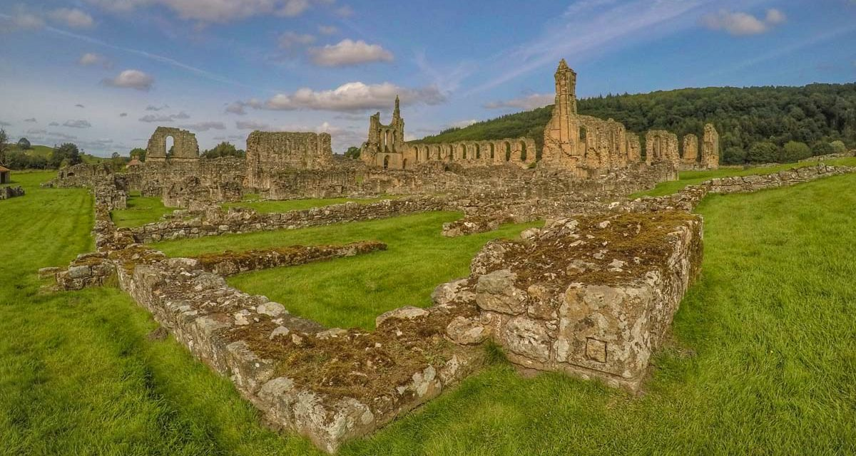 Byland Abbey – The 12th Century Cistercian Inspiration