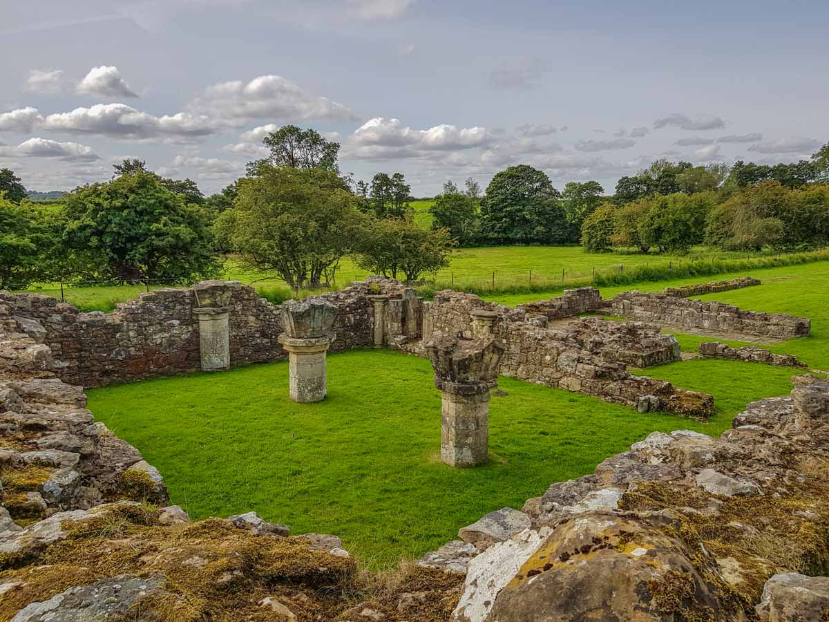 byland-abbey-8 Byland Abbey - The 12th Century Cistercian Inspiration