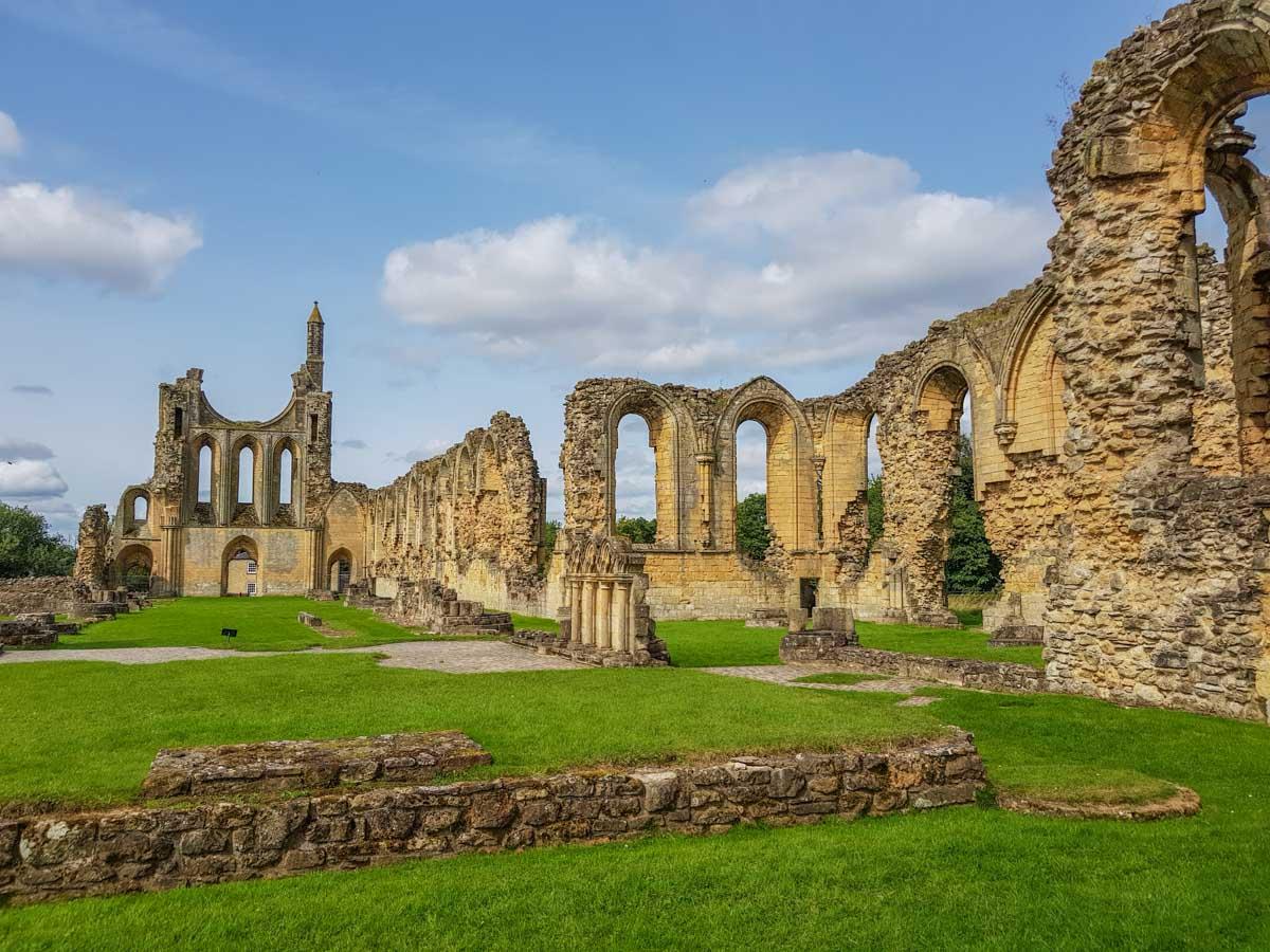 byland-abbey-9 Byland Abbey - The 12th Century Cistercian Inspiration