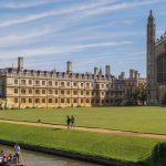 Cambridge – A look around King's College and Pembroke College
