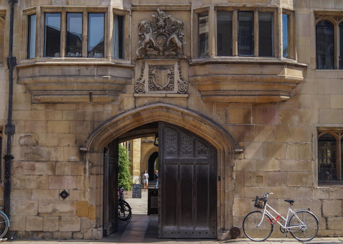cambridge-8 Cambridge - A look around King's College and Pembroke College