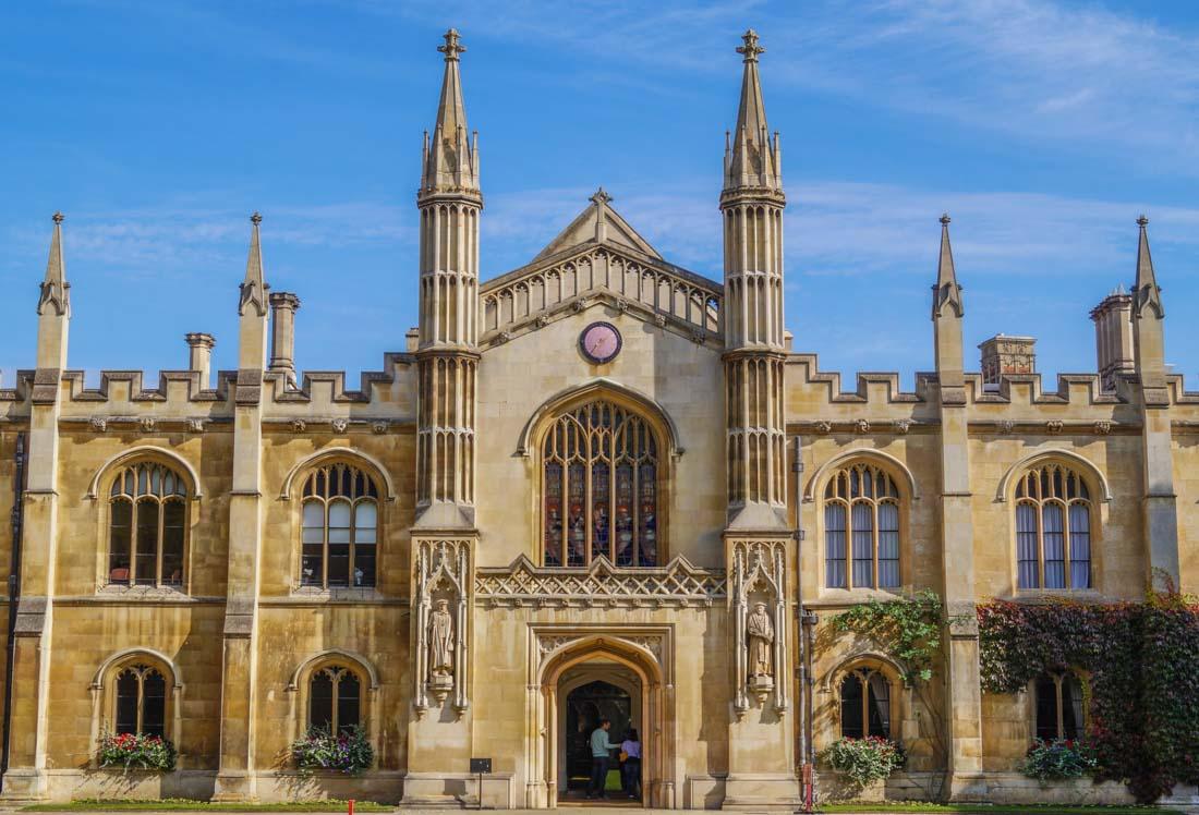 cambridge-university-second-12 Cambridge – Trinity College and Corpus Christi College