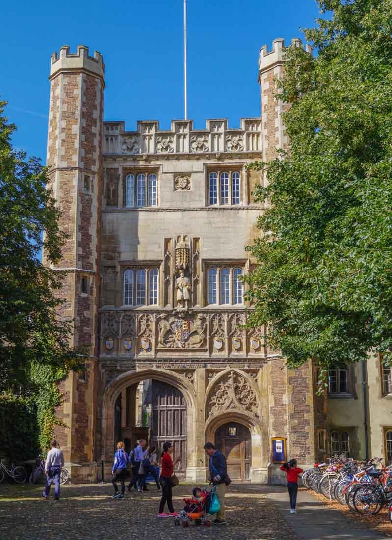 cambridge-university-second-2 Cambridge – Trinity College and Corpus Christi College