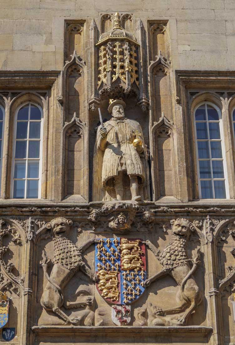 cambridge-university-second Cambridge – Trinity College and Corpus Christi College