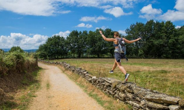 The Three Main Stages of an Eight-Day Camino Hike