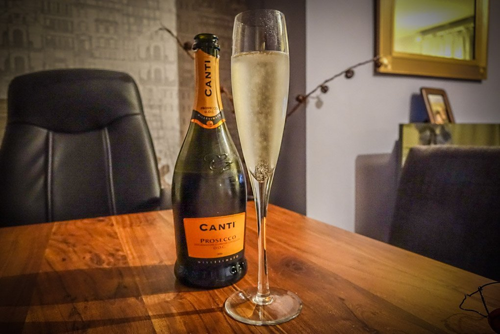 Canti Prosecco 2016 – A Party Starter