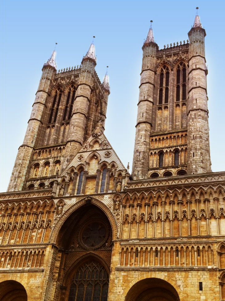 Lincoln - A Grand Jewel of Britain