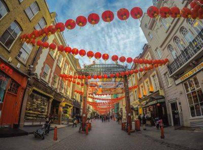 A Colourful Walk Through Chinatown London