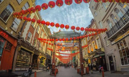 A Colourful Walk Through Chinatown London