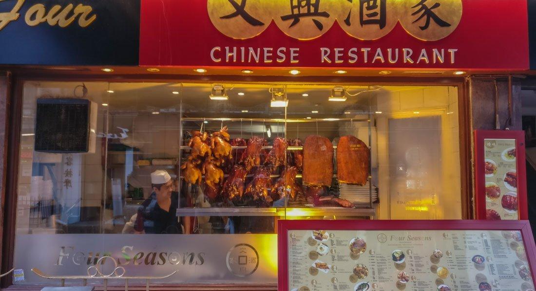 chinatown-london-6 A Colourful Walk Through Chinatown London