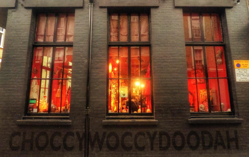 choccywoccydoodah-10 Choccywoccydoodah - Amongst The Fabulously Flamboyant Masterpieces