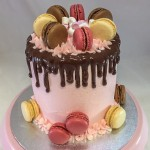 How to make a Chocolate Drip Cake