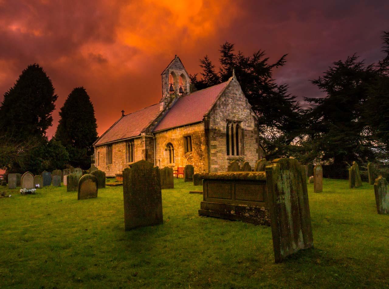 church3 Colours and Photos Around York