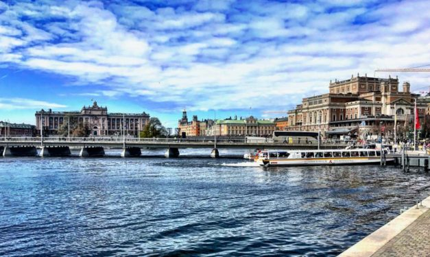 Sweden – Stockholm, A Family City Break