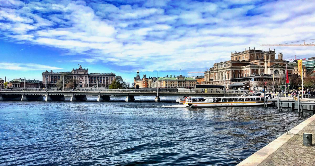 Sweden – Stockholm, A Family City Break