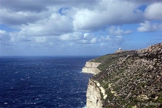 Dingli Cliffs walk Malta