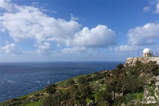 cliff walk- malta cliffs