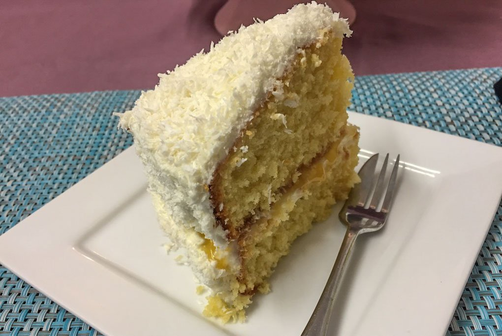 coconut-lime-cake-2 Decadent Coconut and Lime Cake