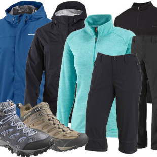 Guess It and Win! – A Full Hiking Outfit From @MerrellUK