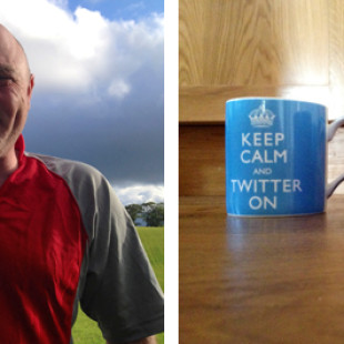 Keep Calm And Twitter On.. Want To Win A Mug?