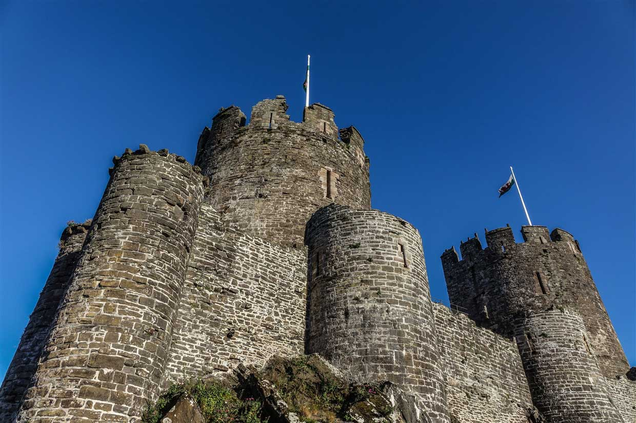Conwy Castle – The Magnificent Fortress