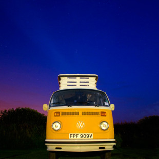 Cruising To Cornwall In A Camper