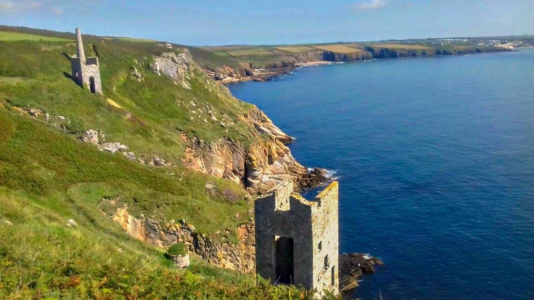 cornish-escape-2 A Cornish Escape, Tin Mines and Coves