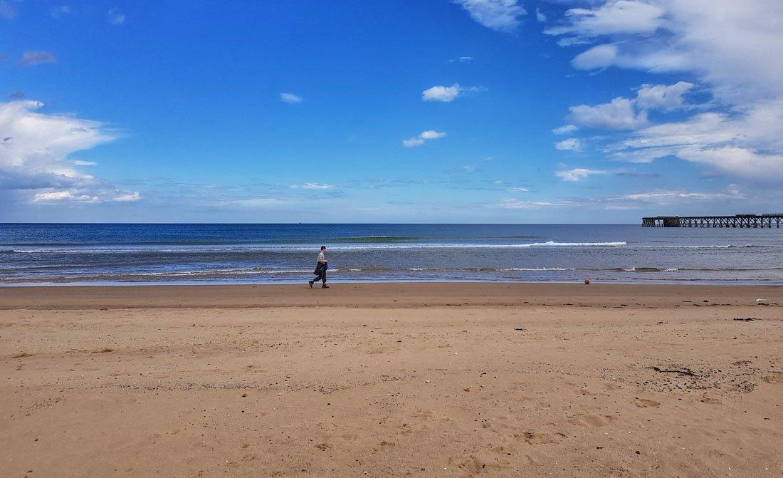 crimdon-beach-10 Walks Along Crimdon Beach, Durham